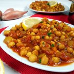 Soured Chickpea Lemon Curry