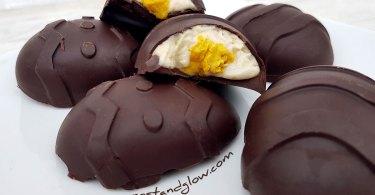 Cashew Cream Eggs Healthy Vegan Recipe