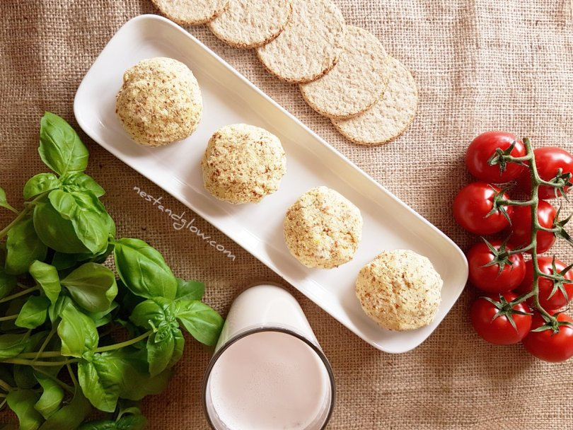 Almond pulp cheese vegan recipe