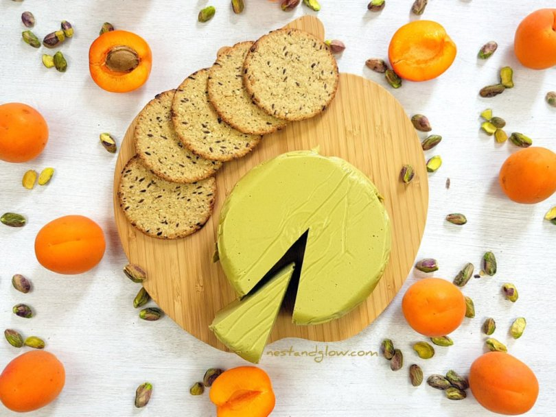 Pistachio Nut Vegan Cheese Recipe