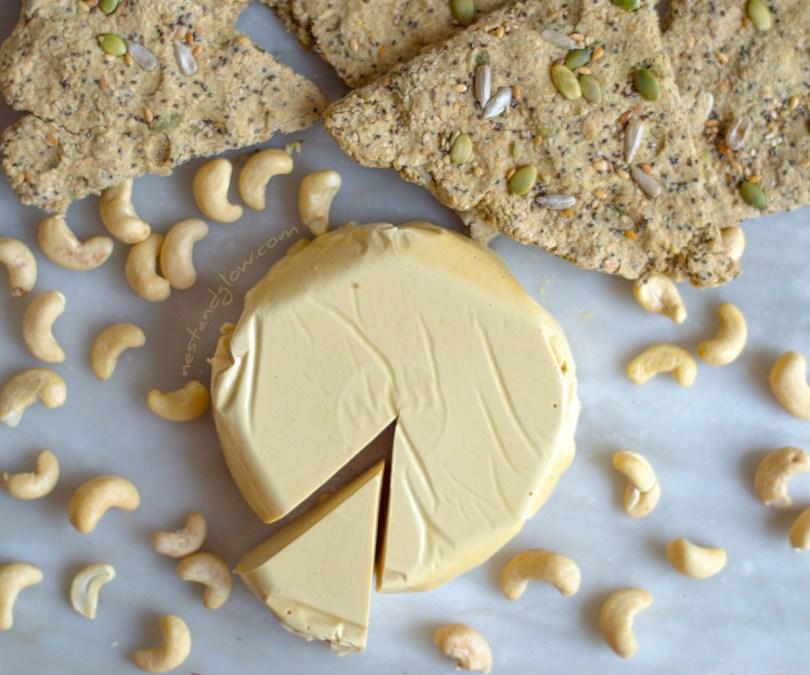 Marmite Cashew Dairy-free Cheese
