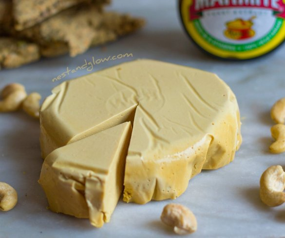 Marmite Cashew Cheese Recipe