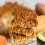 Sweet Potato Quinoa Cinnamon Bites Recipe