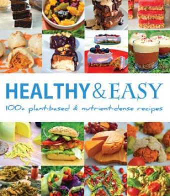 Healthy recipes vegan gluten free sugar free and dairy free nest and glow recipe book healthy and easy forumfinder Images