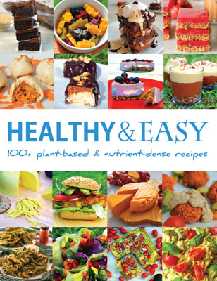healthy easy book cover