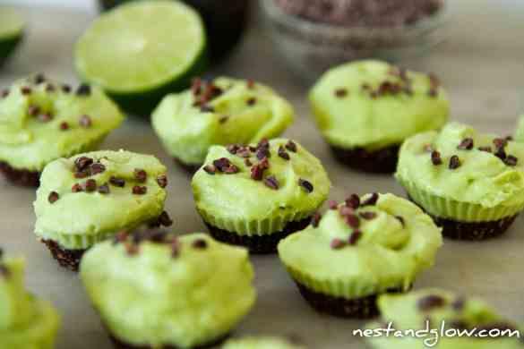 Chocolate Avocado Lime Cheesecake Recipe