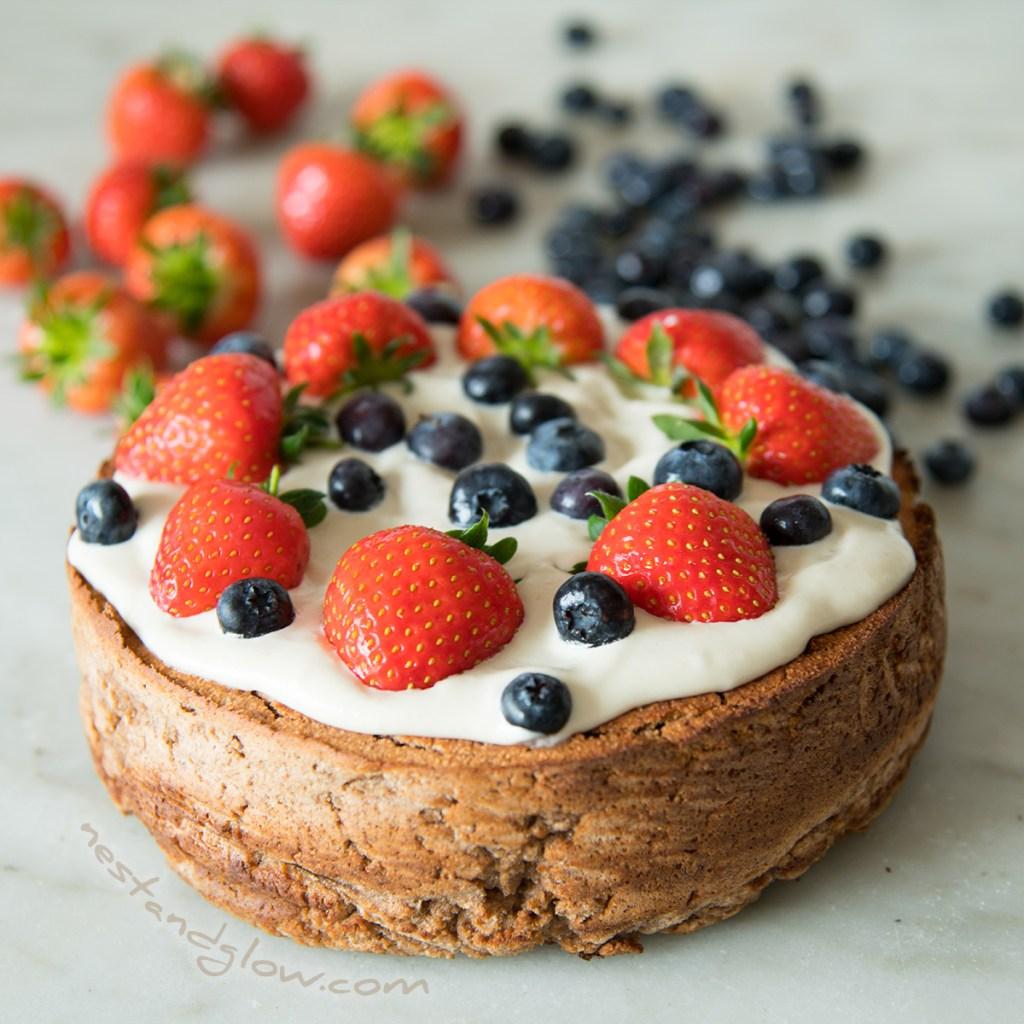 Vegan And Gluten-free Healthy