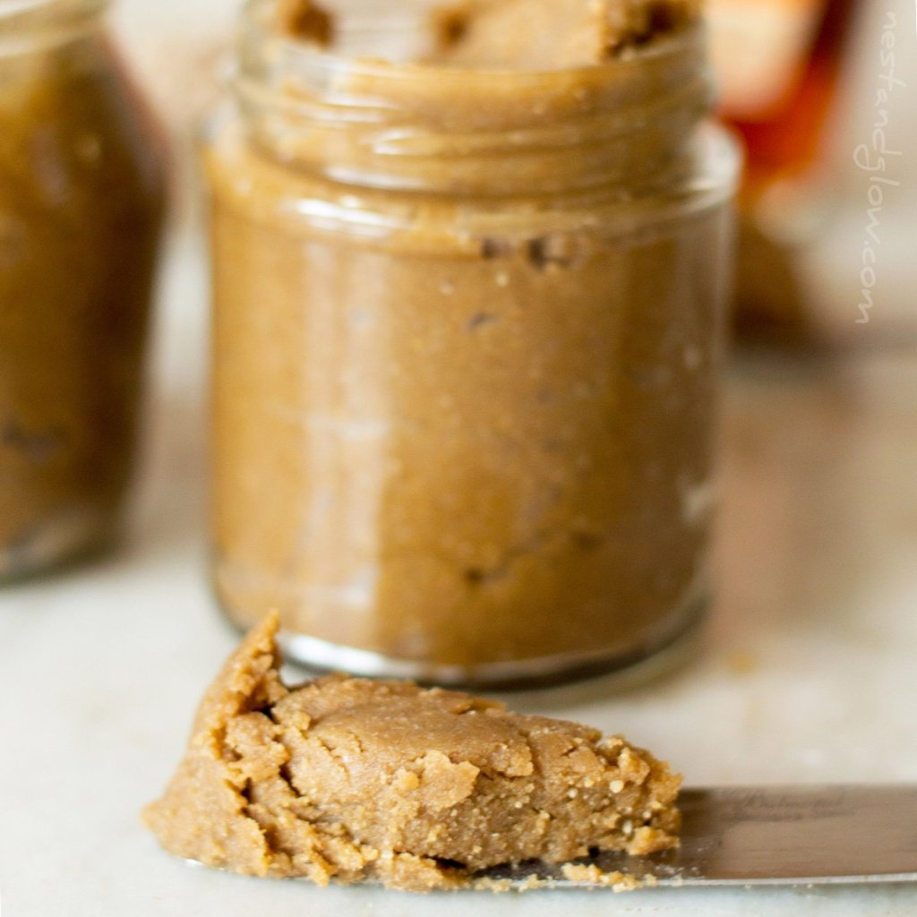 high protein cookie butter