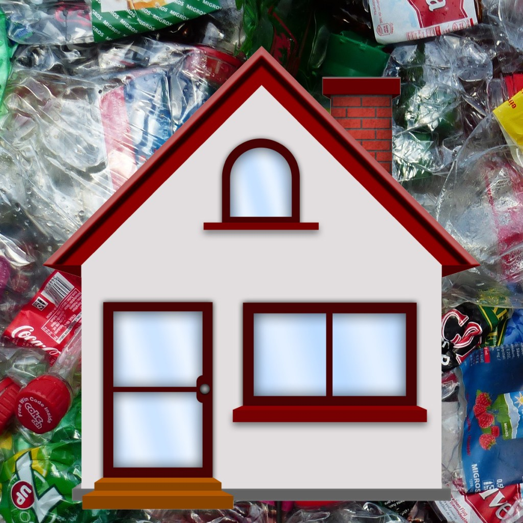 microplastics are floating in your home
