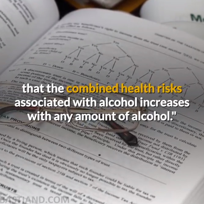 health risks of alcohol