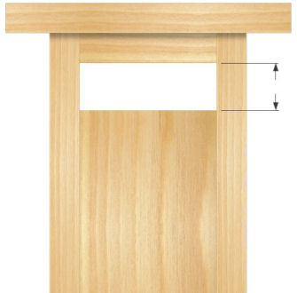 Nestbox entrance holes