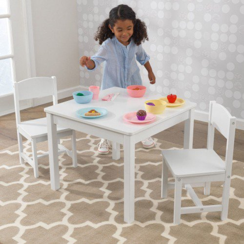 toddler table and chair set south africa bouncy baby aspen 2 white for children in