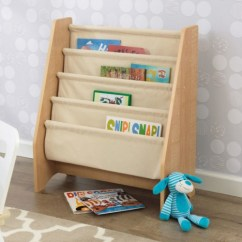 Wooden Toy Kitchens Kohler Coralais Kitchen Faucet Sling Bookcase - Natural For Children In S.a.