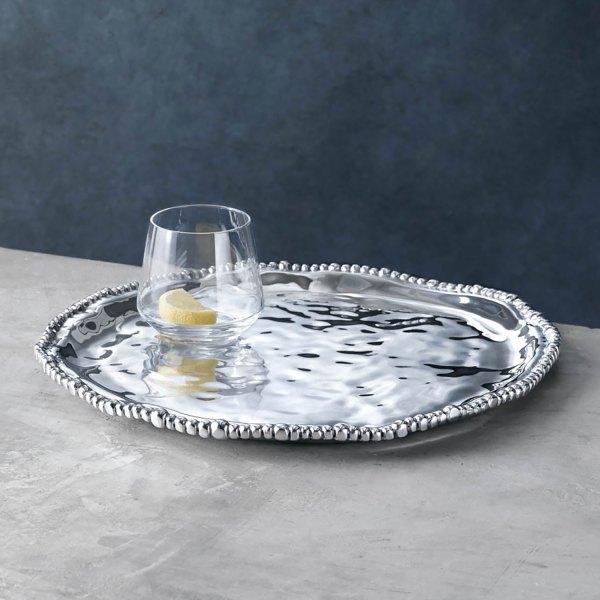 Beatriz Ball Organic Pearl Nova Platter - Nest Fine