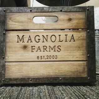 Magnolia Home Produce Crate