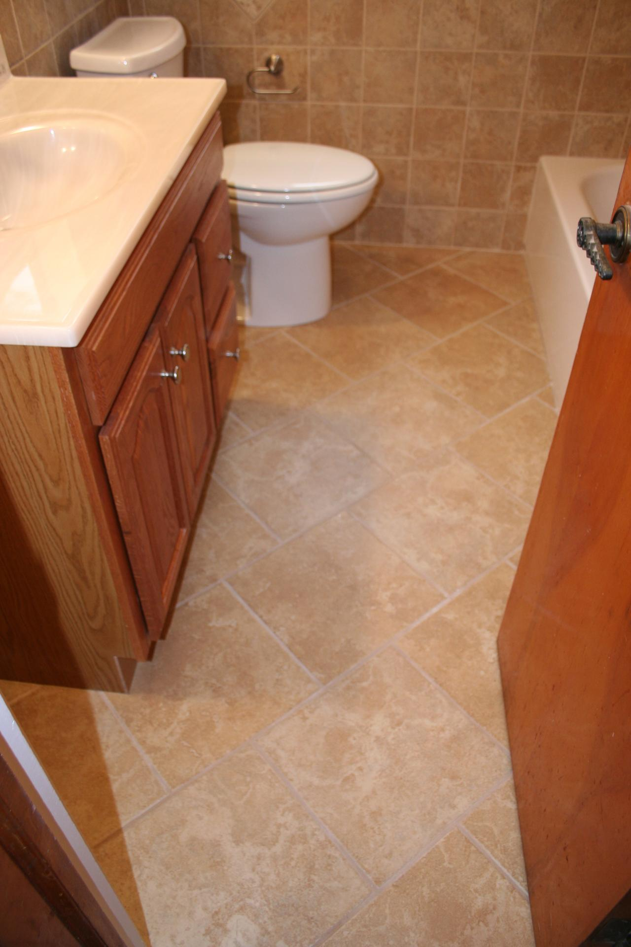 floor tile for kitchen sink overflow nest homes construction - and wall designs