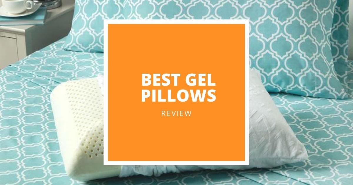 7 best gel pillows in 2021 top picks