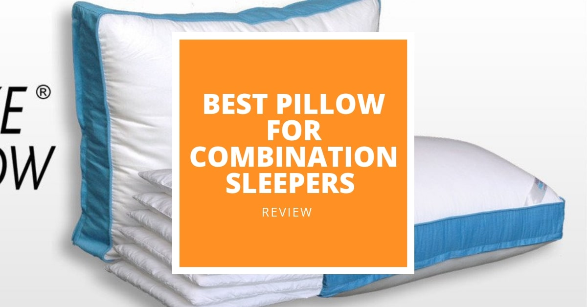 7 best pillows for combination sleepers