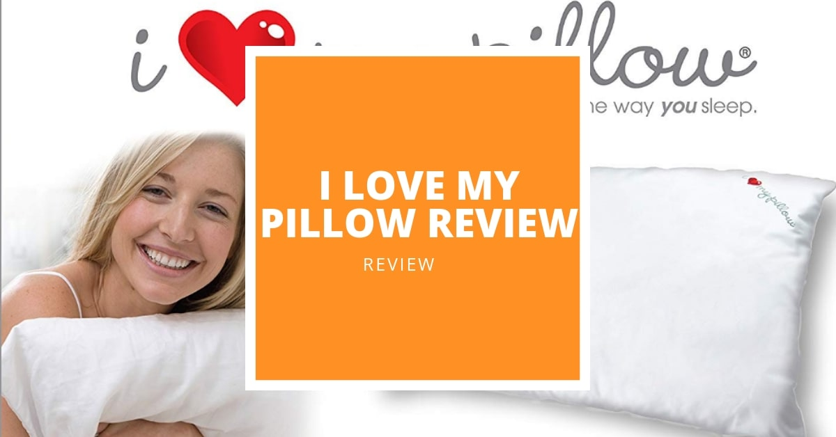 i love my pillow year review 4