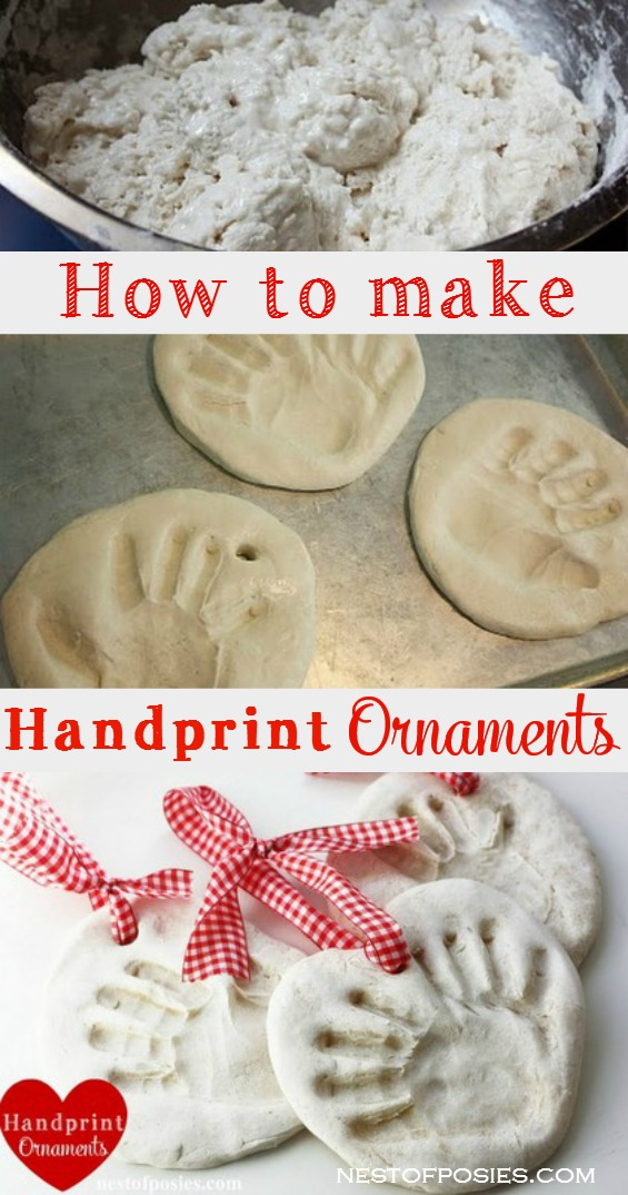Make Christmas Ornaments Out Dough