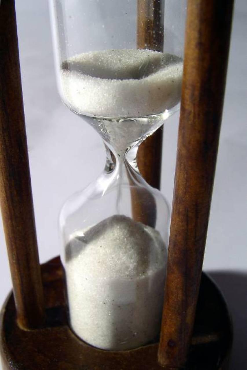Tiden springer i väg