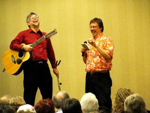 Northeast Storytellers - Doug Lipman and Tony Toledo