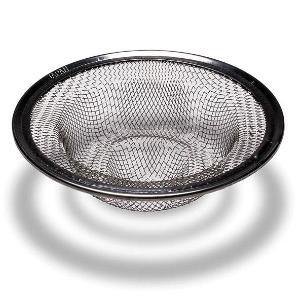 dci 4 3 8 d stainless steel sink drain screen prevents solid waste material