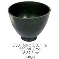 "BesQual Flexible Mixing Bowl - Large 5.00"" (d) x 3.50"" (h ..."