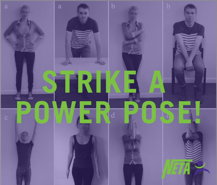Yoga Postures and Power Poses