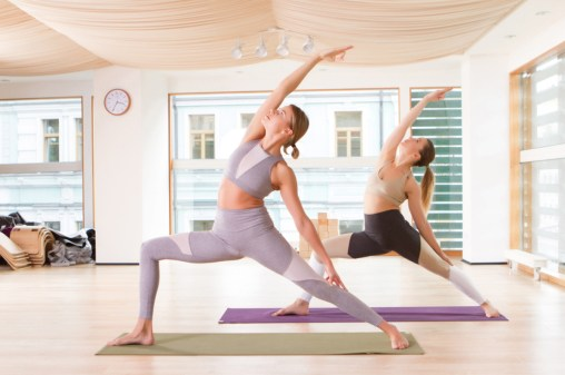 Intermediate Yoga Certification