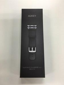 Apple Watch交換ベルト 箱