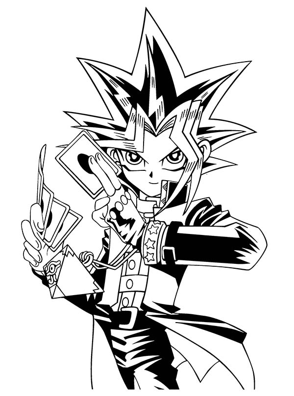 Duelist Kingdom and Battle City Tournament in Yu Gi Oh
