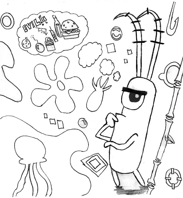 Coloring Pages About Stealing Coloring Pages