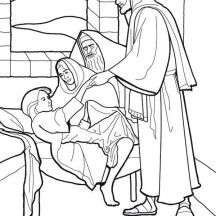 Related Keywords & Suggestions for jesus healing drawing