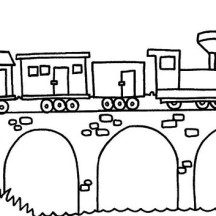 Steam Engine Coloring Pages For Adults, Steam, Free Engine