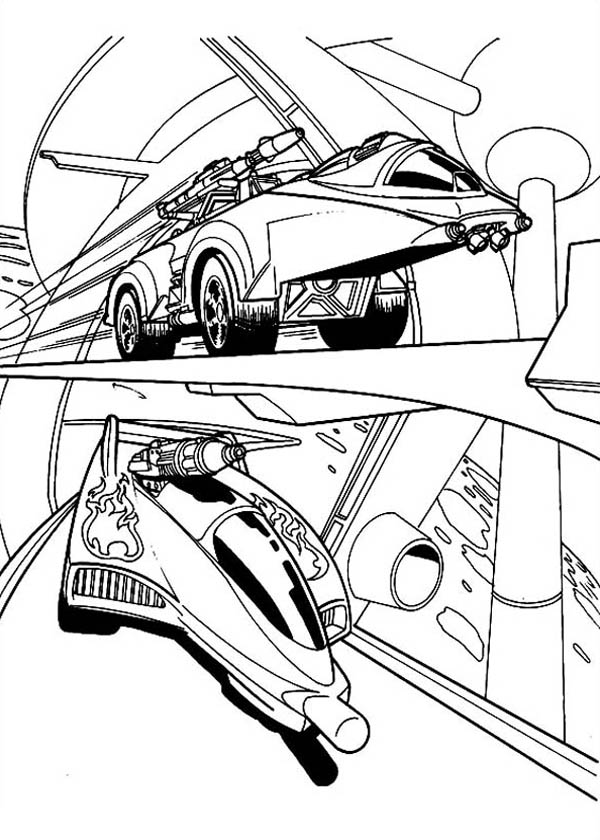 Road Race Track Coloring Pages Printable Coloring Pages