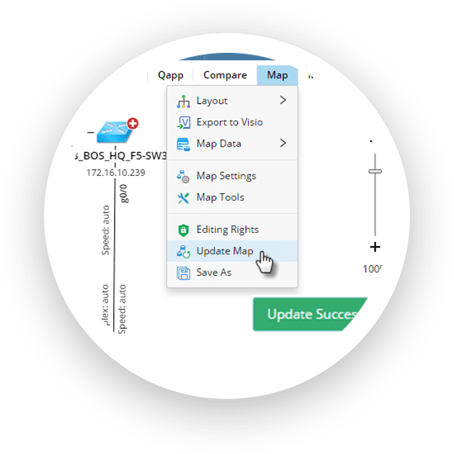 Automate Network Mapping And Troubleshooting NetBrain