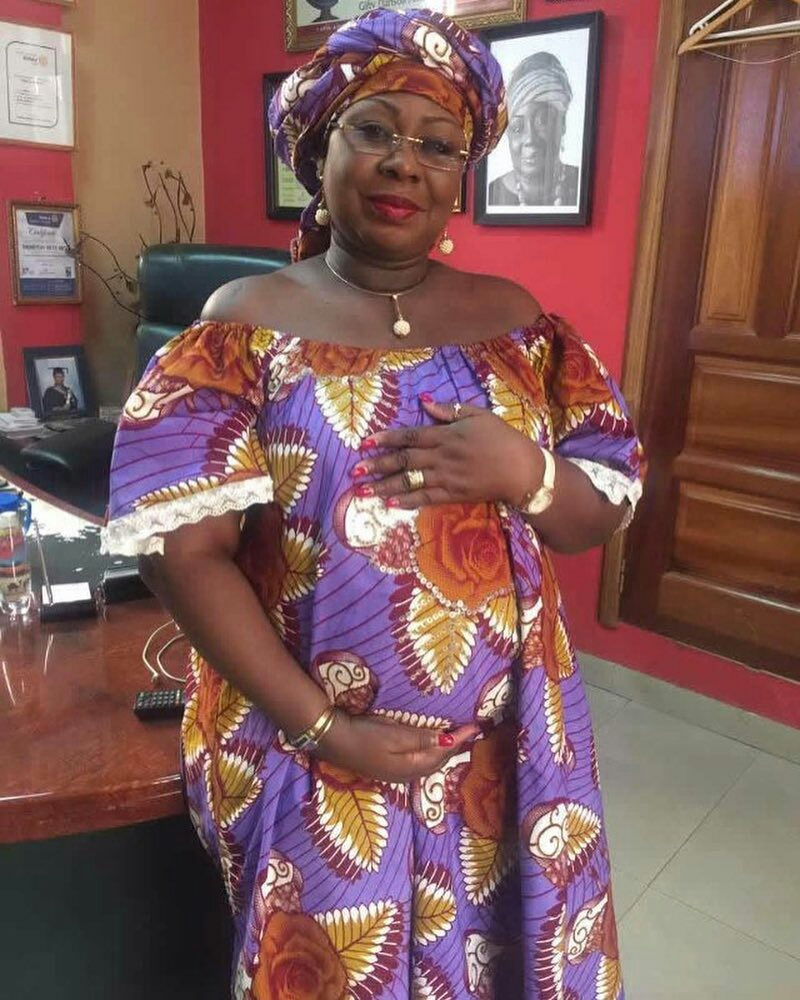 Oheneyere Gifty Anti is Pregnant