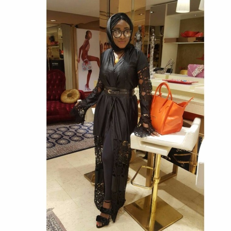Ini Edo debuts new look and it's simply beautiful