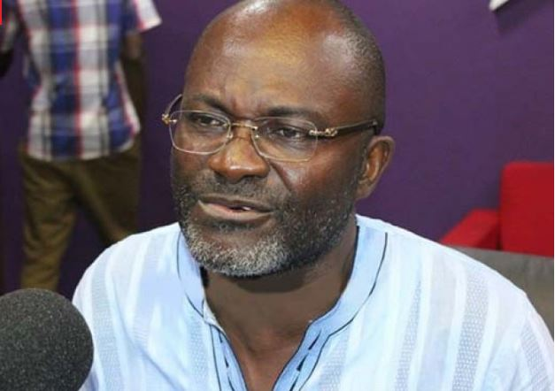 Ken Agyapong celebrates as Charlotte Osei's woes deepen