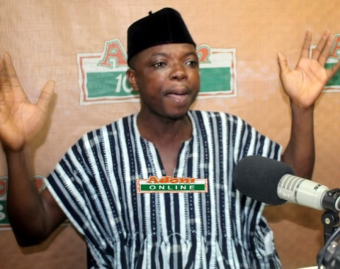 A Plus is just greedy and corrupt - Abronye DC