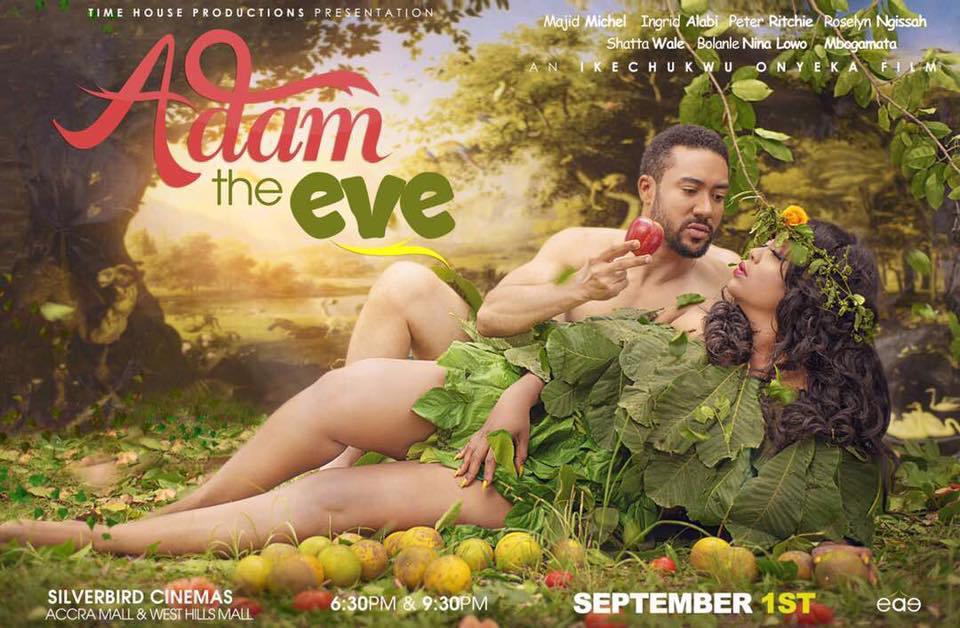 Adam the Eve premier shakes Silverbird Cinemas