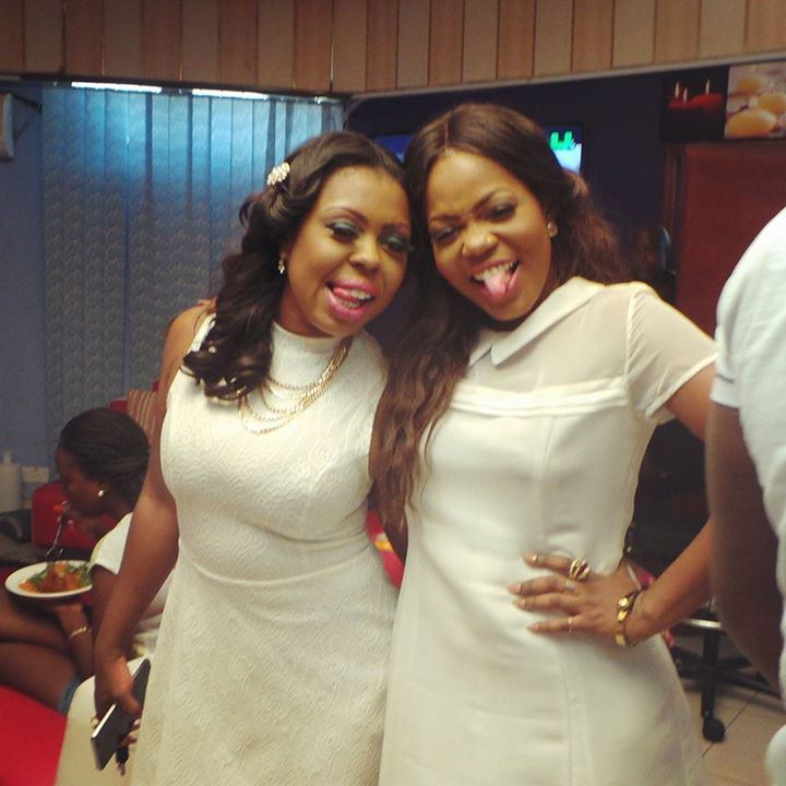 Afia Schwarzenegger Is Mad Because I didn't Allow Her To Control My Life - Mzbel