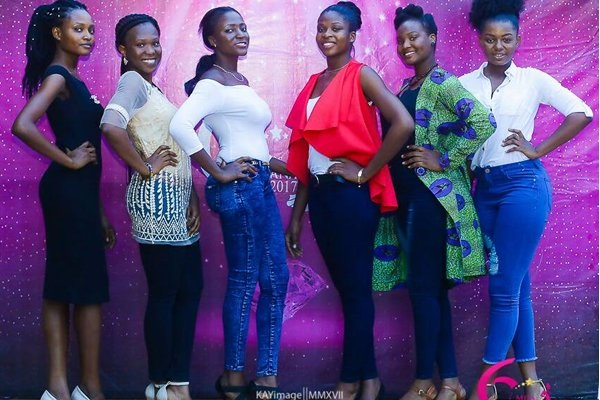 Lady with bleached skin turned away at Miss Ghana audition