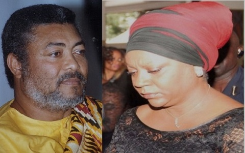 Rawlings is corrupt, he buzzes like an agitated mosquito - Valerie Sawyerr