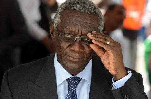Former President Kufuor Mocks NDC Over Free SHS