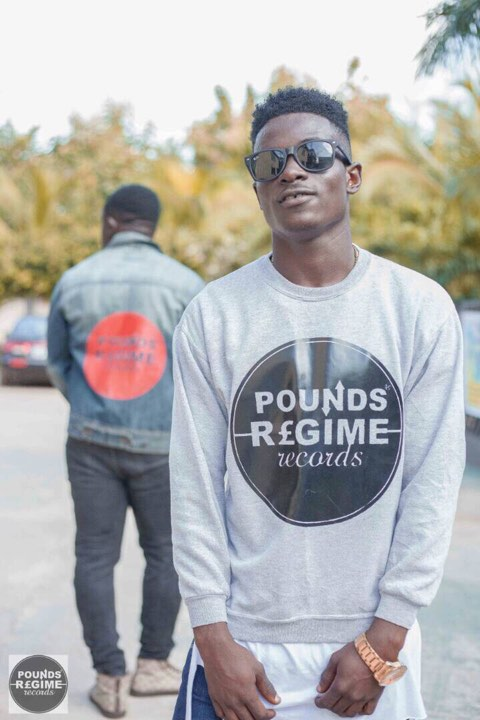 Majesty signs a 5-year record deal with Pounds Regime Records