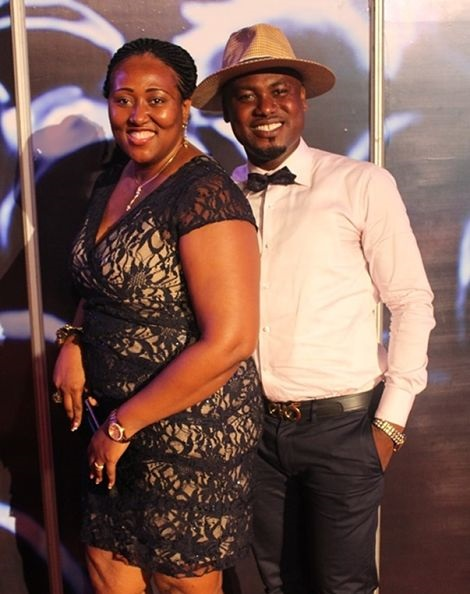 Meet Abeiku Santana's beautiful wife Genevieve