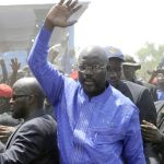 Liberia Election: George Weah Takes Early Lead