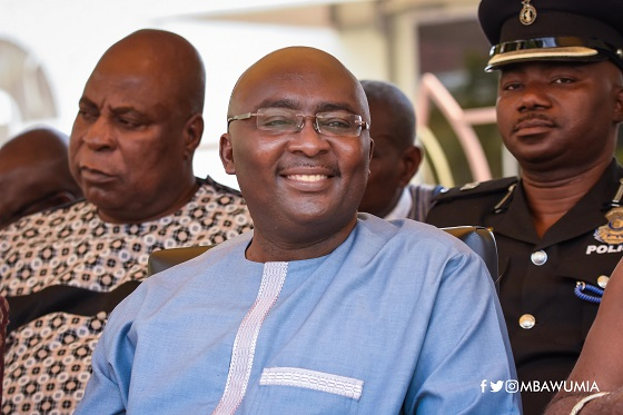 Don't take the peace in Ghana for granted, be thankful – Bawumia
